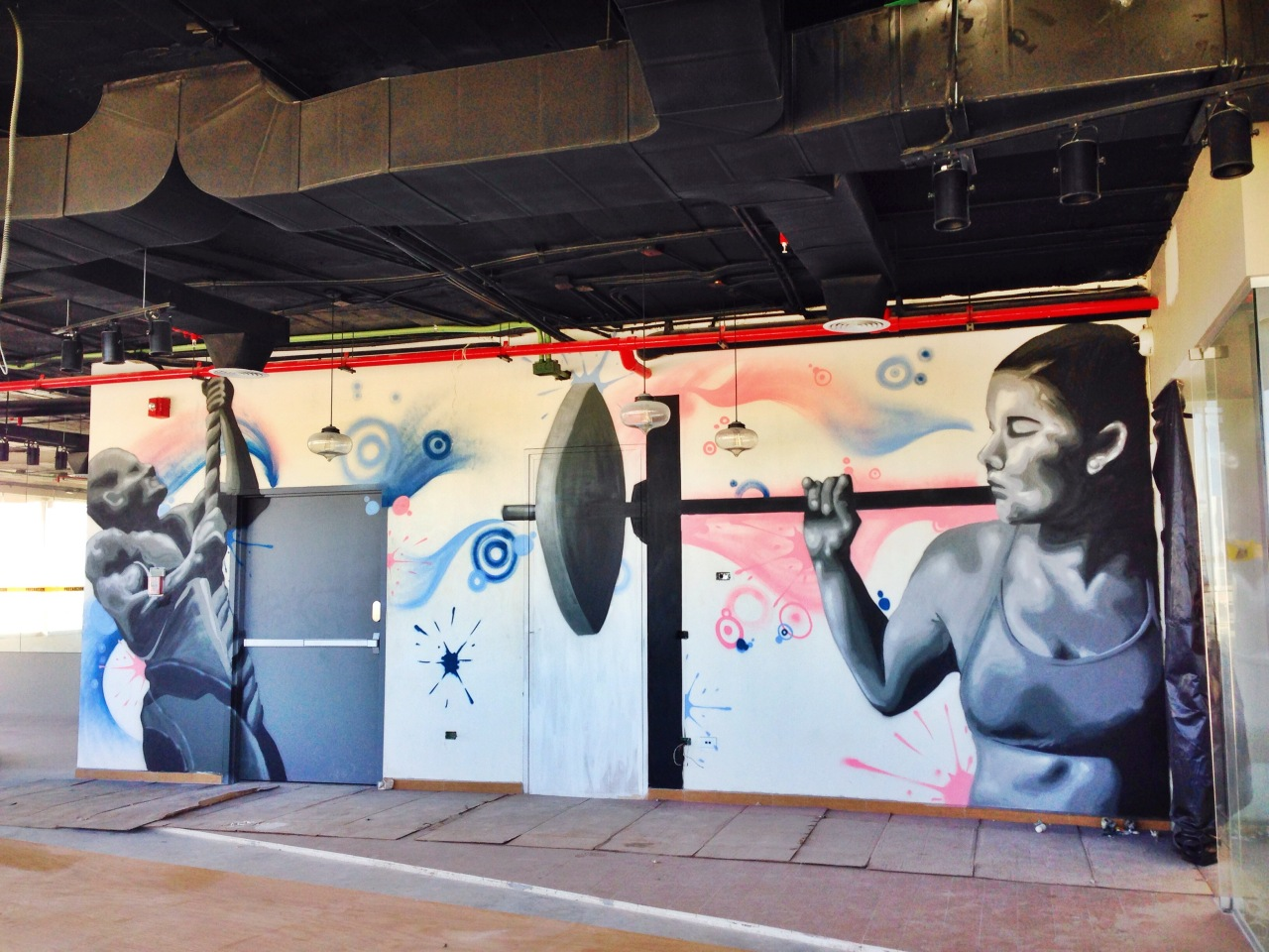 El arte del graffiti, el arteurbano.
