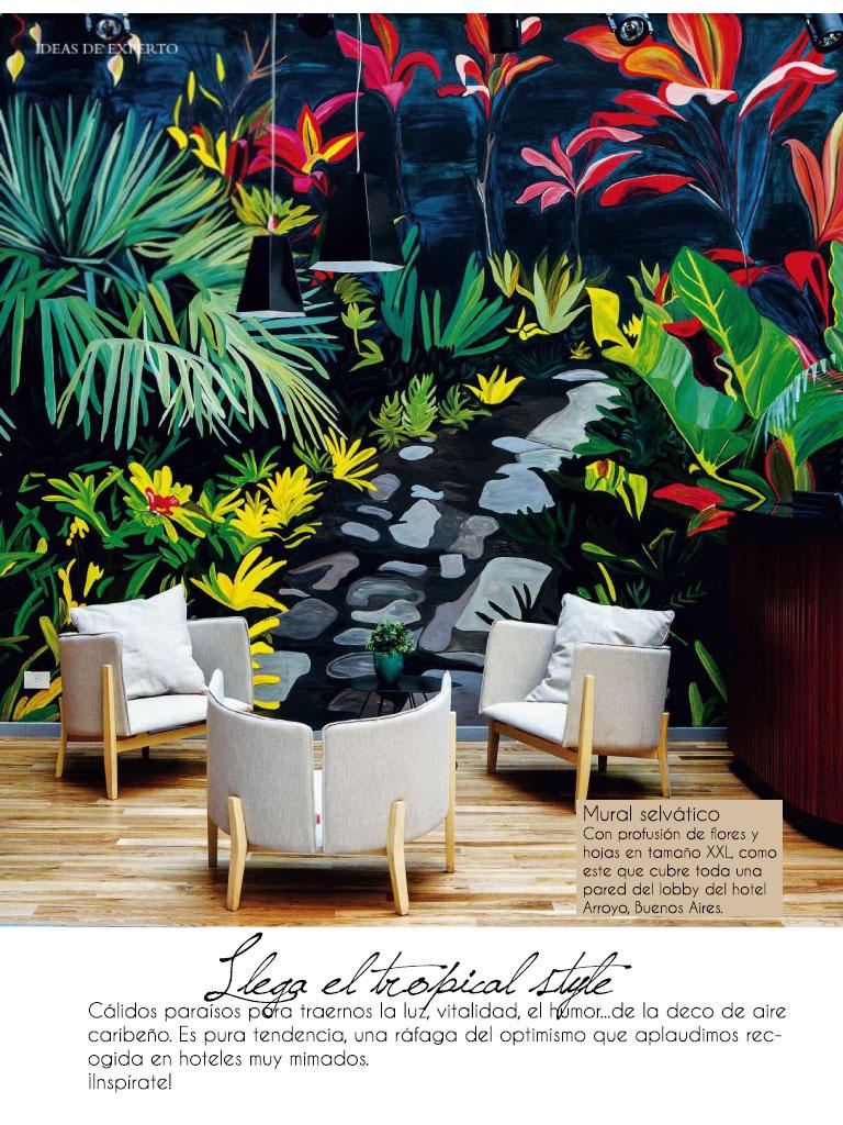 Llega el tropicalstyle