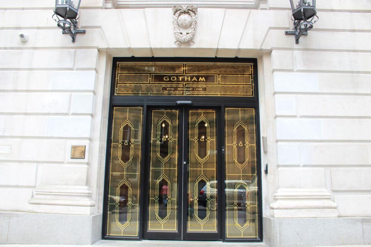 Hotel Gotham: un hotel nada habitual enManchester