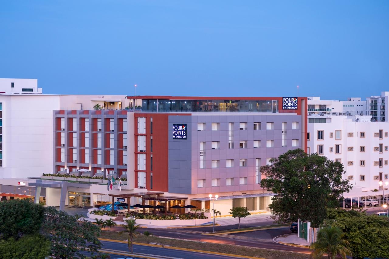 Hotel Four Points: Diseño deInteriores