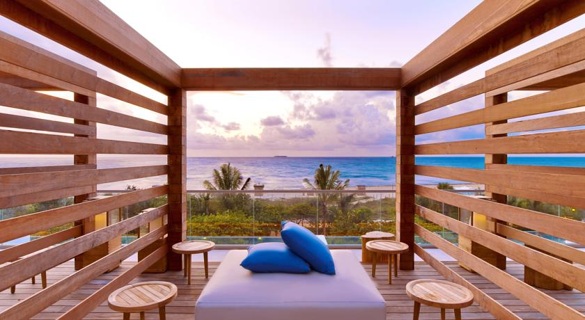 Un hotel muy natural en South Beach: El 1 Hotel