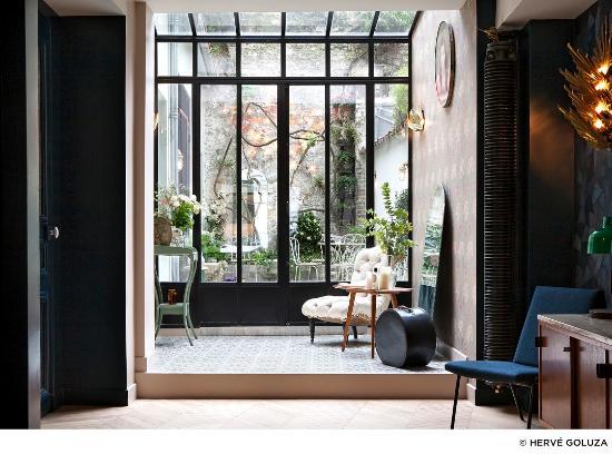Sea bienvenido al hotel boutique Henriette Rive, enParís..