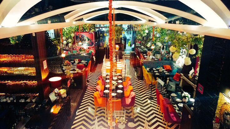 Un extraordinario banquete visual: El BelCielo