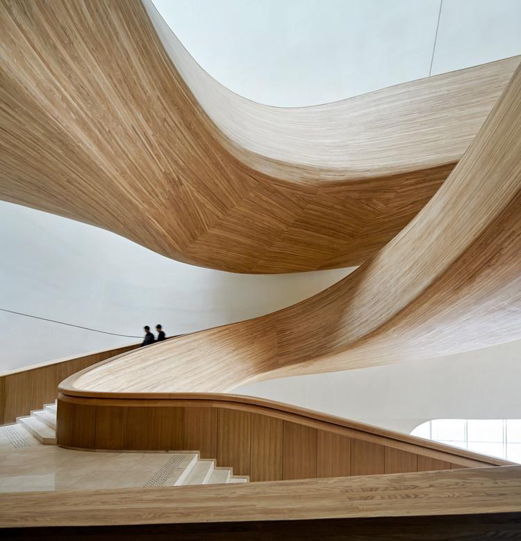 Casa de la Ópera de Harbin: ¿será esta la estructura más hermosa deChina?