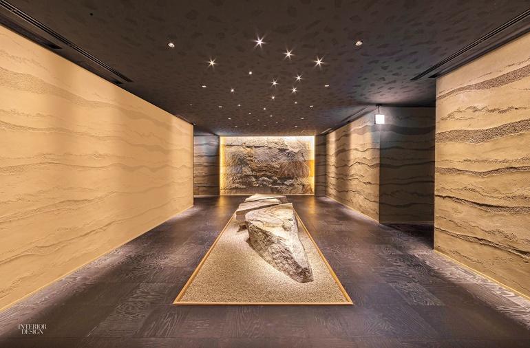 Hoshinoya Tokyo Spa Hotel por Rie Azuma: Reinventa el tradicional ryokanjaponés