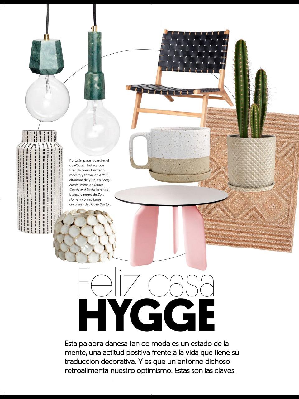 Feliz casa Hygge