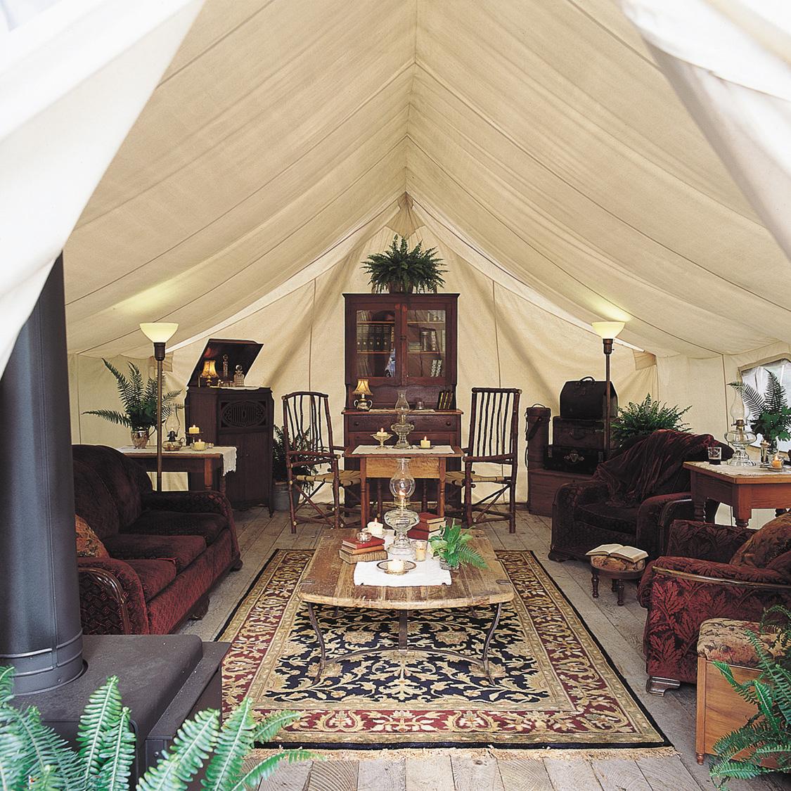 El Clayoquot wilderness resort: Un destinosafari